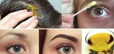 With This Oil Your Hair, Eyelashes And Eyebrows Grows Rapidly! (With This Oil Your Hair, Eyelashes And Eyebrows Grows Rapidly!) It is quite normal for many Castor Oil Benefits, How To Grow Eyebrows, Thin Eyebrows, Fast Hairstyles, Eyelash Growth, Tips Belleza, Shiny Hair, Hair Oil, Grow Hair