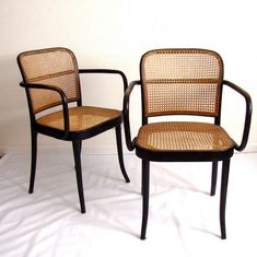RESERVED 4 Thonet No. 811 Prague Chairs by ChaseAndScoutDesign