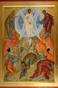 Transfiguration - perhaps the one by Theophanes the Great.  Certainly very similar if not his.