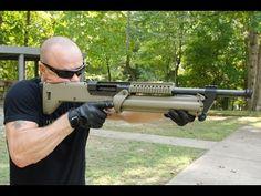 A 16-Round, Revolving Shotgun? The SRM Arms Model 1216—Full Review. - GunsAmerica Digest