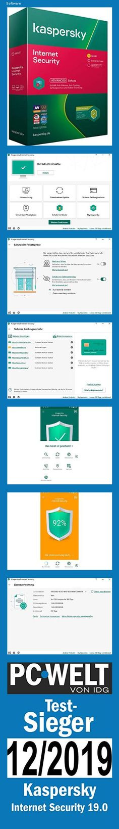 Kaspersky Internet Security 2021 | Limited Edition inkl. Android-Schutz | 1 Gerät | 1 Jahr | Windows/Mac/Android | Aktivierungscode in Standardverpackung - 1519 Internet, Mac, Android, Software, Packaging, Poppy