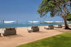 The Westin Resort Nusa Dua, Bali. Serene seaside resort in Bali. Best Family Resorts, Best Resorts, Hotels And Resorts, Luxury Resorts, Beautiful Hotels, Beautiful Places To Visit, Nusa Dua Hotels, Bali Holidays, Seaside Resort