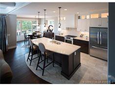 Predator Ridge Kitchen Predator, Houses, House Design, Kitchen, Table, Furniture, Home Decor, Homes, Cooking