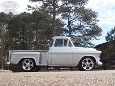 1955 chevy big window truck - Google Search