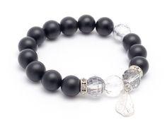 Wristbands & Bracelets – Bracelet ONK021 / 17 – a unique product by Blackif on DaWanda