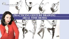Warming up your muscles is just as important before painting as it is before any physical activity. In the new video on Tummy Rubb Studio's YouTube channel I practice with some gesture drawings of ballet dancers. I go from pencil which is easier to control to Chinese brush and ink that require a lot more precision. This video is recorded in real speed so it also works as a safe alternative to sleeping pills - watch it before bedtime and enjoy a night of art dreams! . . . . #tummyrubbstudio…