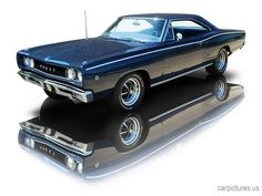 1968 Dodge Coronet 440 ... just like the one I used to have only lighter blue. I LOVED that car!!!!!!