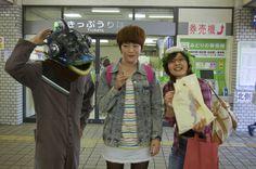福岡から来たアーティスト Chiiさんとお会いしました!の巻