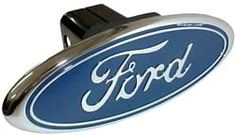 Bully Ford Hitch Cover