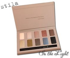 Stila In the LightPalette. - Home - Beautiful Makeup Search: Beauty Blog, Makeup & Skin Care Reviews, Beauty Tips