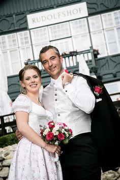 Hochzeit in Tracht - Anna & Walter - Kleines Hirscherl