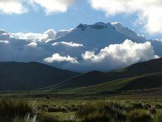 ANDES - ANTISANA PANORAMIC by Condor Travel Ecuador, via Flickr