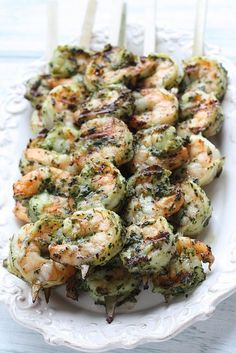 Shrimp! Making it delicious and healthy - click for recipe