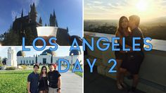 Youtube: Andy & Sherrill   Los Angeles Vlog Day 2 ; Universal Studios , Harry Potter World , Griffith Observatory , Korean BBQ , Santa Monica Pier , Pacific Park