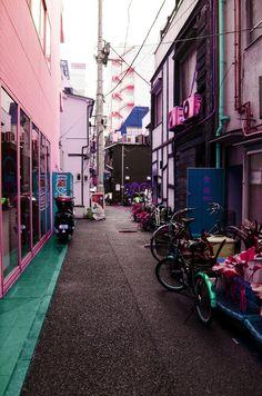 Lo Fi Music, Cityscapes, Kyoto, Tokyo, Asia, Landscape, Interior Design, Architecture, Store