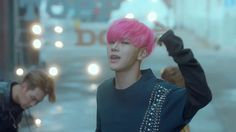 [MV] 탑독(ToppDogg) - 비가 와서 그래(Rainy day)  - HANSOL'S PINK HAIR GIVES ME LIFE