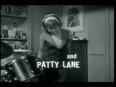 """Patty Duke Show ABC 09/63 - 04/66 Patty Duke starred as cousin twins, Patty and Cathy Lane. Set in Brooklyn Heights, the show centers around the exploits of the uniquely different """"twins."""" William Schallert and Jean Byron played Patty's parents, Martin and Natalie. Paul O'Keefe played Patty's brother, Ross. Memories, if you watched it, you know all the words!"""
