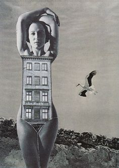 #ART | artist i like | Karel Teige   (Collage #366, 1949)