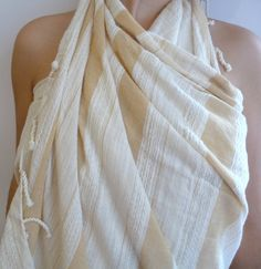 Extra Soft and Absorbant Handwoven Turkish Bath by TheAnatolian, $32.00
