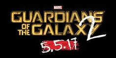 Guardians of the galaxy 2 comes out May 5, 2017