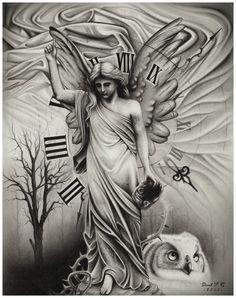 Angelus by Derek-Castro
