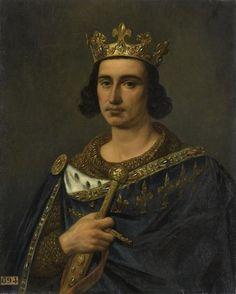Louis IX (1214 - 1270), dit « le Prudhomme», communément appelé Saint Louis, est un roi de France capétien du xiiie siècle, qui régna pendant plus de 43 ans de 1226 jusqu'à sa mort. Considéré comme un saint de son vivant, il est canonisé par l'Église catholique en 1297. 44e roi de France, et neuvième issu de la dynastie des Capétiens directs,