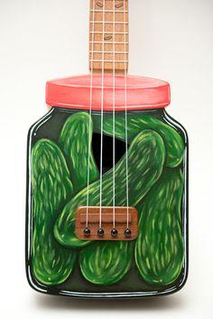 Jar of Pickles Uke