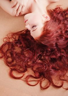 Beautiful RED Henna Hair to DYE for