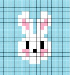 How to draw a frog step by step for kids & Herz Tiny Cross Stitch, Cross Stitch Designs, Cross Stitch Patterns, Quilt Patterns, Cross Stitch Animals, Diy Perler Beads, Perler Bead Art, Hama Beads Kawaii, Hama Beads Patterns