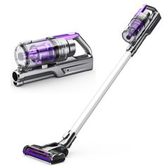 158.40$  Watch now - http://alil8s.shopchina.info/go.php?t=32762969053 - Wireless Vacuum Cleaner Stick Handheld Vacuum Rechargeable Low Noise Vacuum Cleaner Purple Color Car And Home Use Cleaner 158.40$ #magazineonline