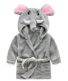 Новый 2016, Зима теплая, Pijamas дети, Мальчиков девушки халат, Банные халаты, Детская одежда мультфильм халат pijamas плаща ночная рубашка купить на AliExpress