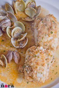 El rape es uno de los pescados que mas me gustan. De estupenda textura y muy sabroso tanto para arroces como para cocinarlo en salsa o simplemente a la plancha. Además con su cabeza y espinas, como…