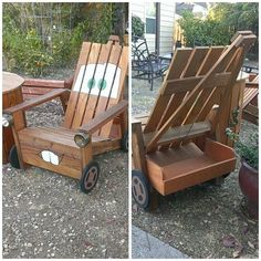 How to DIY Tow Mater Chair