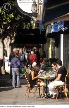 Fillmore Street Shopping/Restaurants, San Francisco
