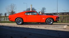 1970 Ford Mustang Boss 429 Fastback - 3