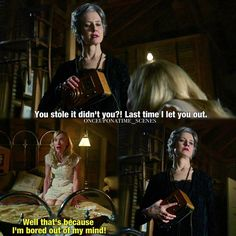 "Cruella and Her Mom - 4 * 18 ""Sympathy for De Vil"""