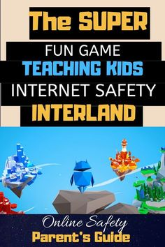 Google launched a game about #internetsafety for kids #speechblubs app#speechdelay #latetalkers #toddlers#toddlerapp #speechapp #kids #kidsactivities #children #childrenactivities#parenting #parentingtipsc #digitalparenting #parentinghacks #edtech#google #games