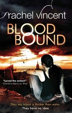 Unbound #1  Bound by blood, condemned by fate     As a bloodtracker, Liv is extremely powerful. And in a world where power is a commodity that can get you killed, Liv's learnt to survive by her own rules.     Rule number one? Trust no one.     But when a friend's daughter goes missing, Liv is bound by a potent magical oath. She can't rest until the child is safe.   And that means trusting her dangerous ex, Cam.     A sinister prophecy tells that she and Cam will be the death of each other…