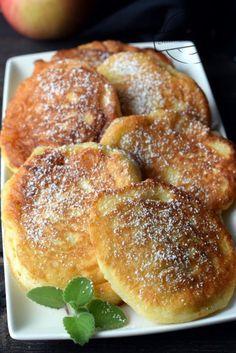 Racuchy z jabłkami wg Siostry Anastazji – Smaki na talerzu