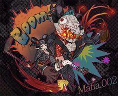 마피아 컨셉 : 네이버 블로그