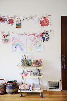 Creative house via Petits petits tresors