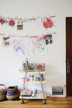 Creative, Chaotic, and Joyful Home - Petit & Small
