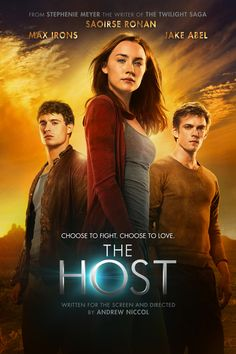 Watch The Host (2013) Full Movie Online Free