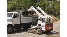 Bobcat Tier 4-compliant 700 and 800 M-Series Loaders