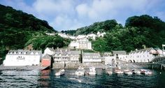 View of Clovelly