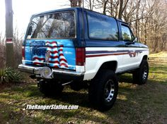 Forum member '4.0B2's 1988 Ford Bronco II.  See more at http://www.therangerstation.com/forums/showthread.php?t=92193