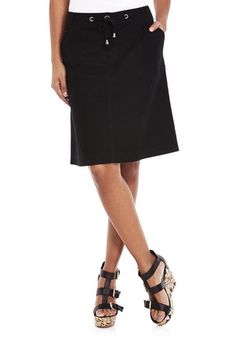 F&F A-Line Skirt at F&F Clothing