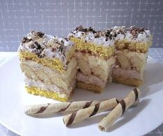 Krispie Treats, Rice Krispies, Hungarian Recipes, Hungarian Food, Poppy Cake, Tiramisu, Food And Drink, Favorite Recipes, Ethnic Recipes