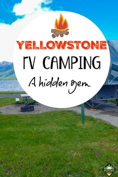 Looking for places for RV camping close to Yellowstone National Park. Look no further we have the perfect spot for you. RVlife Get the perfect camping gear for your camping needs Yellowstone Camping, Yellowstone Vacation, West Yellowstone, Yellowstone Campgrounds, Camping Places, Camping Spots, Camping Gear, Backpacking Gear, Camping Essentials