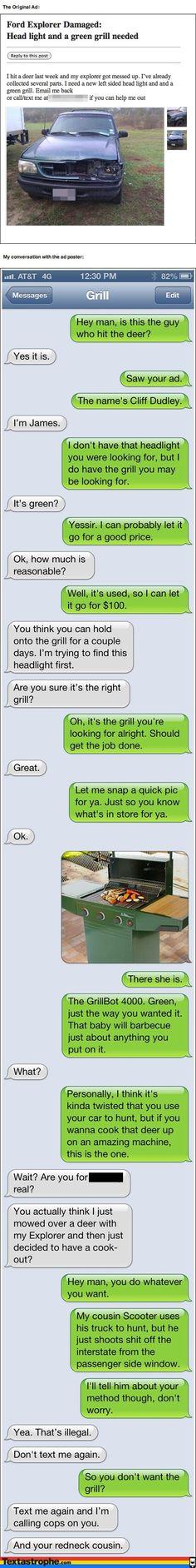 Omg funniest prank ever!